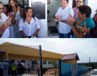 Prefeito Roberto Farias inaugura posto de saúde e tem mais 4 para entregar neste ano