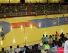 Barra Futsal vence as três partidas e agora lutará para sediar 3ª fase da Copa Centro América