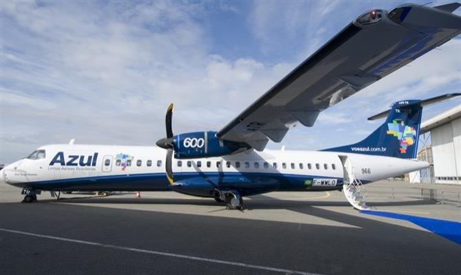 Azul confirma vôo diário de Barra do Garças para Goiânia a partir de 19/02