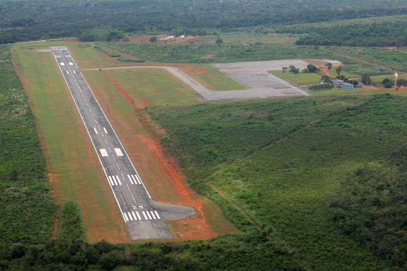 Doação de área pode resolver problema jurídico do aeroporto de Barra do Garças