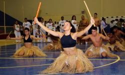 Acompanhe fotos incríveis de Edevilson Arneiro na reinauguração do ginásio Arnaldo Martins