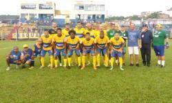 Acompanhe fotos do jogo Araguaia 1 x 2 Sinop pelas quartas-de-final do Campeonato Mato-Grossense