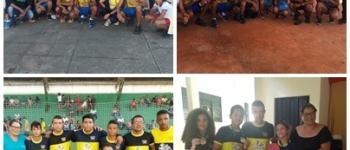 Aragarças se destaca nos esportes individuais e no futsal nos Jogos Intermunicipais