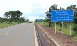 DNIT licita acessos da BR-070 a terras indígenas entre Barra do Garças e Primavera do Leste cerca de R$ 5,8 milhões