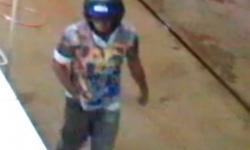 Filmagens auxiliam na prisão de suspeito de assaltar dois postos de gasolina
