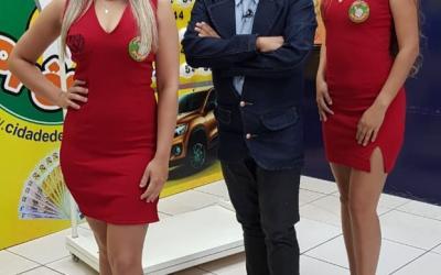 Cidade de Prêmios de Barra do Garças divulga resultado do dia 23/6 com dois ganhadores na moto