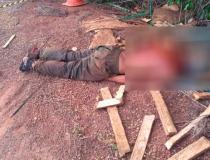 Jovem é morto por espancamento e tem corpo abandonado na Br 158