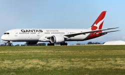 Qantas realiza voo comercial mais longo do mundo