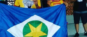 Atletas de Barra do Garças fazem sucesso nos Jogos Escolares em Santa Catarina