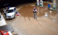 Ladrões assaltam posto de combustível de Confresa e roubam frentista
