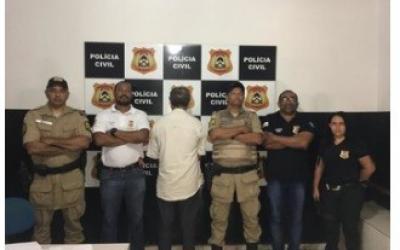 Acusado de homicídio em Barra do Garças é preso 28 anos depois atuando como açougueiro em Tocantins