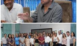 Beto Farias empossa novos diretores de escolas e reafirma compromisso com educação de qualidade em Barra do Garças
