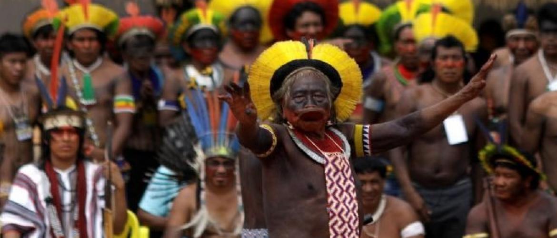 Índios se reunem no Xingu e fazem carta ao Congresso repudindo exploração de terras indígenas