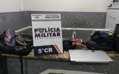 Vizinhos usam pedido de açucar para arrombar casa em Barra do Garças