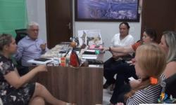 José Elias apresenta novos equipamentos para postos de saúde de Aragarças