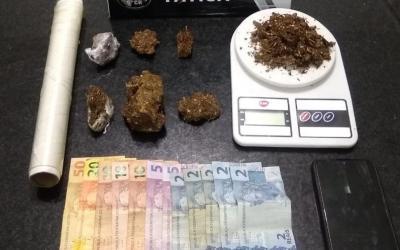 Jovem de 18 anos é detida com suspeita de tráfico em quitinete de Barra do Garças