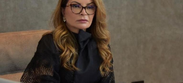 Primeira-dama Virginia Mendes prepara Bazar Vem Ser Mais Solidário para outubro