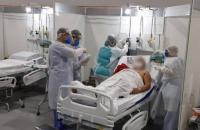 Após lotação da ala Covid, Hospital de Aragarças providencia mais 4 leitos de urgência