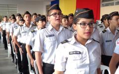 Escola Militar de Barra do Garças tem recorde de matrículas e vai começar aulas on line