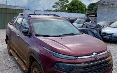 Ação integrada recupera em Campo Verde veículo roubado em cidade vizinha