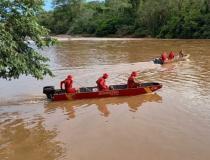Tragédia neste feriado, jovem se afoga em Barra do Garças; bombeiros iniciam buscas