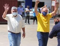 Prefeito Adilson e Sivirino Santos completam 6 meses de gestão em Barra do Garças