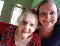 Mãe de primeira-dama morre vítima da Covid-19 aos 79 anos