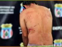 Homem apanha de rodo após ser flagrado estuprando o próprio filho de 15 anos, na região do Araguaia