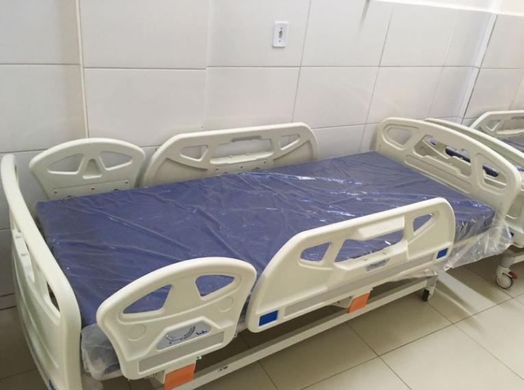 Prefeitura renova leitos da UTI do Pronto Socorro de Barra do Garças com novas camas elétricas
