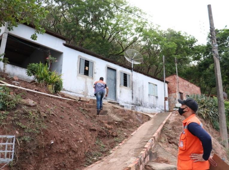 Com a chegada das chuvas, Defesa Civil alerta para o risco de desabamentos em Barra do Garças