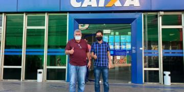 Prefeito Adilson anuncia que nova empresa assumirá obra para concluir Residencial Carvalho em Barra do Garças