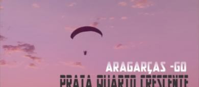 Prefeitura e PM plantam sementes de Ipês nas praias de Aragarças