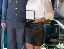Vereadora de Pontal do Araguaia é homenageada no aniversário do batalhão da PM de Barra do Garças