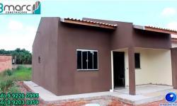 Bmarc Construções realiza o sonho da casa própria em Barra do Garças; prestações a partir de 450,00 VEJA VÍDEO