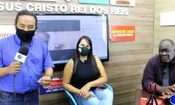Edson Ramos e Ronaldo Couto relembram histórias do rádio de Barra do Garças VEJA VÍDEO