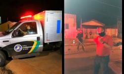 Após repercussão da demora para retirar corpo de avenida, IML libera viatura para Aragarças VEJA VÍDEO