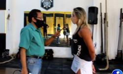 Academia arrecada alimentos para famílias que passam dificuldades em Barra do Garças devido a Pandemia VEJA VÍDEO