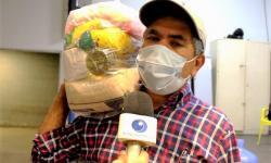 Adelcino recebe 400 cestas do Governo de MT para atender famílias de Pontal do Araguaia VEJA VÍDEO