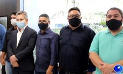 Vereadores de Barra do Garças agradecem Mauro Mendes que anuncia reforma do Pronto Socorro VEJA VÍDEO