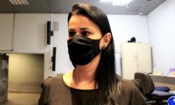 Vereadora Fabiana Corte agradece Mauro Mendes por cestas na luta contra crise da Covid em Pontal do Araguaia VEJA VÍDEO