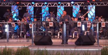 Dia de Tiradentes é celebrado em MT com a banda da PM VEJA VÍDEO... você vai se impressionar