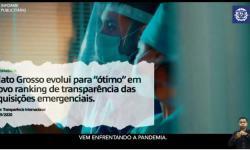 Veja VÍDEO: MT transparência nas ações da pandemia