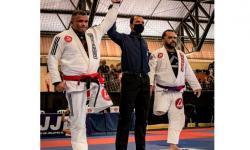VEJA VÍDEO: Barra do Garças vira referência no jiu-jitsu para deficientes com heróis de verdade da Gracie Barra