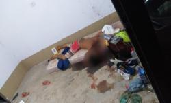 VEJA VÍDEO: Polícia prende suspeito de matar homem decapitado em Santa Terezinha