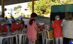 VEJA VÍDEO: Barra do Garças que está vacinando moradores de 50 anos contra a Covid