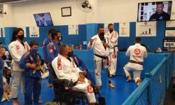 VEJA VÍDEO: Barra do Garças realiza graduação de jiu-jitsu e terá evento internacional em 2022 com a AJPBRASIL ( Abu Dhabi Jiujitsu Pro Tour)