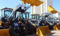 Getúlio Dutra começa utilizar novas máquinas na manutenção de estradas em Araguaiana