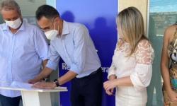 VEJA VÍDEO: Delegado da Receita Federal visita Aragarças e região