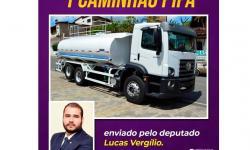 VEJA VÍDEO: Prefeita consegue retroescavadeira e caminhão-pipa para Baliza; Fernanda ainda fala sobre ações contra Covid no seu município
