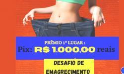 VEJA VÍDEO: Barra do Garças lança desafio de emagrecimento para mulheres com prêmio de 1.000,00